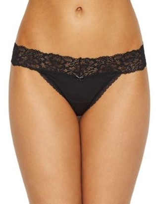 Maidenform Womens Sexy Must Have Lace Thong Style-DMESLT