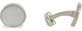 Mulberry Semi-precious stone and silver-plated cufflinks