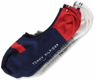 Tommy Hilfiger Tommy Boy's Th Kids Footie 2p Ankle Socks
