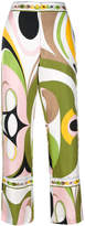 Emilio Pucci abstract print pyjama trousers
