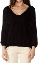 Dinamit Jeans Dinamit Junior Knit Batwing Pullover Sweater Medium/Large