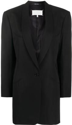 Maison Margiela shawl lapel blazer jacket