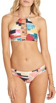 Billabong Women's Lost Luv Halter Bikini Top