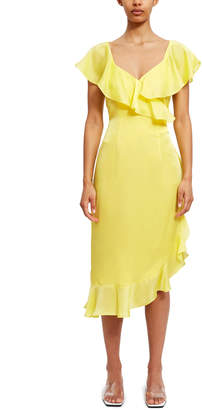 Opening Ceremony Cascade Ruffle Dress
