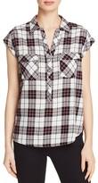Soft Joie Johnesha Plaid Shirt