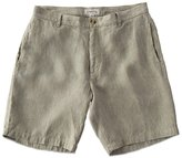 Madda Fella The Truman Washed Linen Shorts