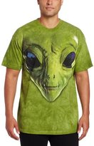 The Mountain Men's Alien Face T-Shirt