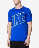 Nike Men's Big & Tall Short-Sleeve Hydroguard T-Shirt