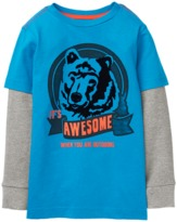 Crazy 8 Awesome Bear Tee