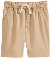 Epic Threads Pull-on Shorts with functional drawstring, Toddler Boys (2T-5T), Created for Macy's