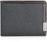 Tumi Double Billfold Bi-Fold Wallet