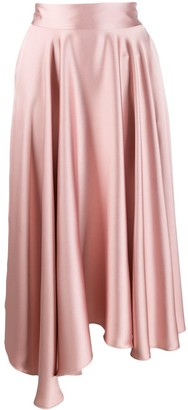 Styland Pleated Skirt
