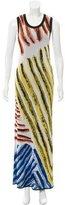 Missoni Patterned Maxi Dress
