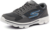 Skechers Men's Go Walk 3 Compete Charcoal/Blue