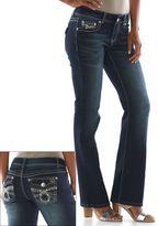 Apt. 9 Women's Embellished Bootcut Jeans