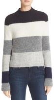 Equipment Women's Ren Colorblock Alpaca Blend Sweater