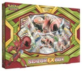 Pokemon 2017 Trading Cards Scizor EX Box