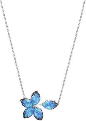 Stephen Webster Crystal Haze Flower Necklace