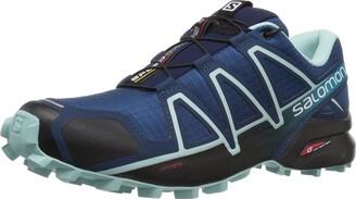 Salomon Women's Speedcross-4 W Trail Running Shoes