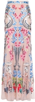 Temperley London Embroidered Sailor Skirt