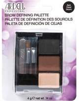 Ardell Brow Powder Pallet Dark 0.14 Ounces