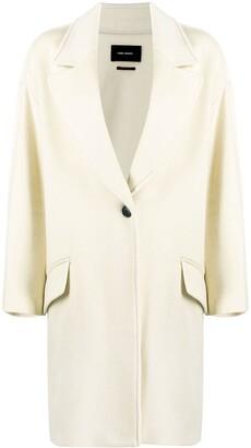 Isabel Marant Single-Breasted Coat