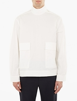 Acne Studios White Cotton Solar Shirt