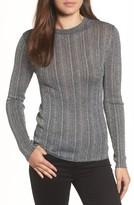 MICHAEL Michael Kors Women's Metallic Sweater