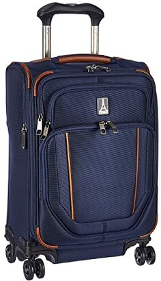 Travelpro 21.5 Crew Versapack Global Carry-On Expandable Spinner (Patriot Blue) Luggage