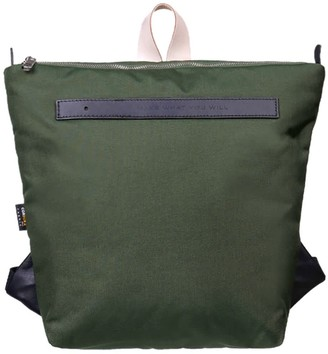 Make What You Will Kings Backpack S In Olive