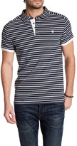 Timberland Striped Slim Fit Polo