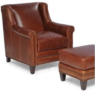Darby Home Co Keltner Club Chair Darby Home Co Upholstery Color: Trends Coffee