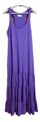 Denim & Supply Ralph Lauren Purple Cotton Dress for Women