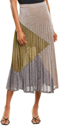 SUBOO Luna Pleated Skirt