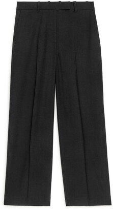 Arket Wool Trousers