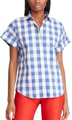 Chaps Women's Short Sleeve Shirt