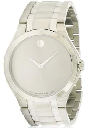 Movado Collection Stainless Steel Mens Watch 0606782