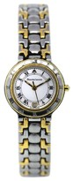 Maurice Lacroix Two Tone Stainless Steel Plated Womens Watch