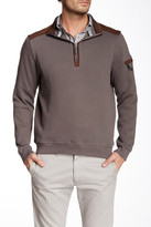 English Laundry Zip Solid Sweater