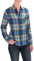 dylan Harley Plaid Shirt - Long Sleeve (For Women)