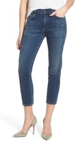 Citizens of Humanity Women's 'Agnes' Crop Slim Straight Leg Jeans