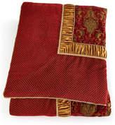 Austin Horn Classics King Scarlet Comforter