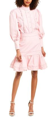 Beulah 2Pc Mini Skirt Set