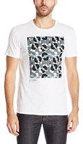 Ben Sherman Men's Records Graphic T-Shirt