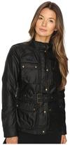 Belstaff Roadmaster 2.0 Signature 6 oz. Wax Cotton Jacket Women's Coat