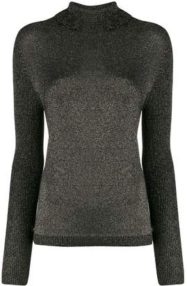Twin-Set sparkling knit jumper