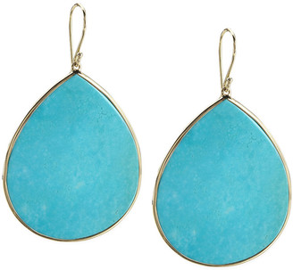Ippolita Turquoise Teardrop Earrings, Large
