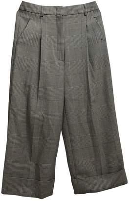 Sportmax Grey Trousers for Women