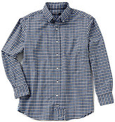 Daniel Cremieux Long-Sleeve Multi-Check Oxford Woven Shirt