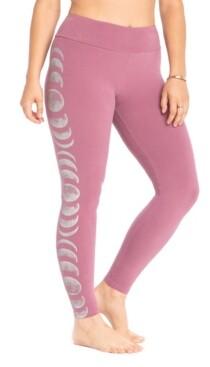 Synergy Organic Clothing Moon Phases Basic Legging